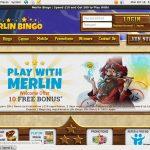 App Merlin Bingo