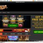 Atlantisgold No Deposit Bonus Code