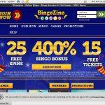 Bingo Zino Pay By Mobile