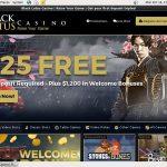 Black Lotus Casino Freerolls