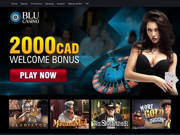 Casino Blu Mobile App