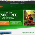 Casino Classic Mobile Giropay