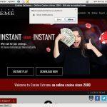 Casino Extreme Canada