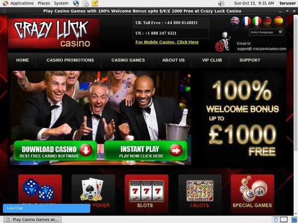 Casino Luck Casino Video Slots