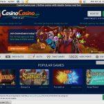 Casinocasino Rekisteröidy
