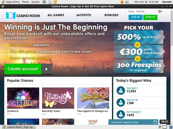 Casinoroom Web Money