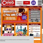 Celeb Bingo Online Casino Bonus
