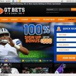 GT Bets Golf Free Bet