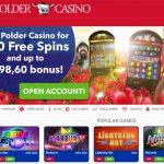 Polder Casino Member Bonus