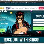 Sing Bingo Esports