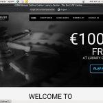 Welcome Luxurycasino Bonus