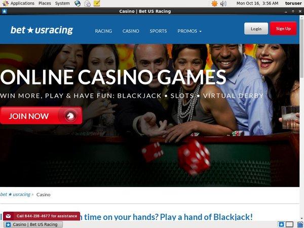 Betusracing 赌场奖金