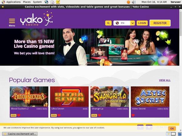What Is Yako Casino?
