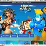 Euro Mania Coupon