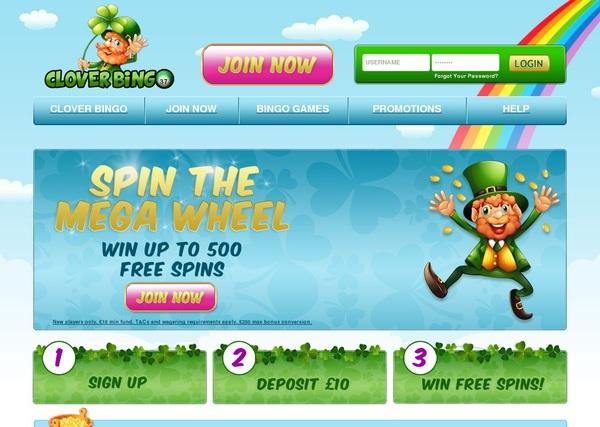 Casino Bonus Cloverbingo