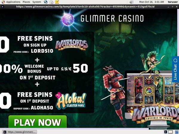 Glimmer Casino Betting Tips