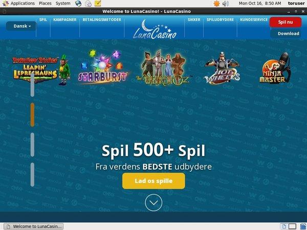 Www Luna Casino .dk Com