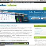 IHoldem Indicator Contraseña