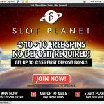 Slot Planet Spiele