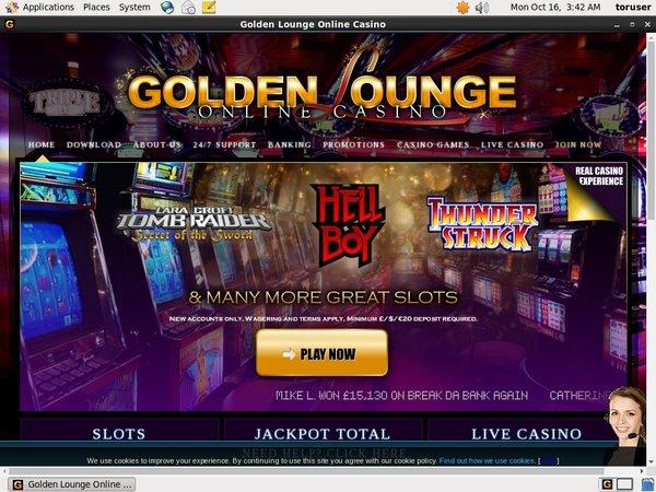 Poker Goldenlounge