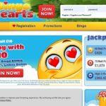 Bingo Hearts Visa