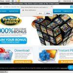 Thevirtualcasino Promotion Code