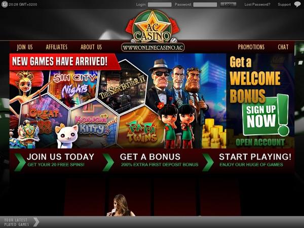 AC Casino Dotpay