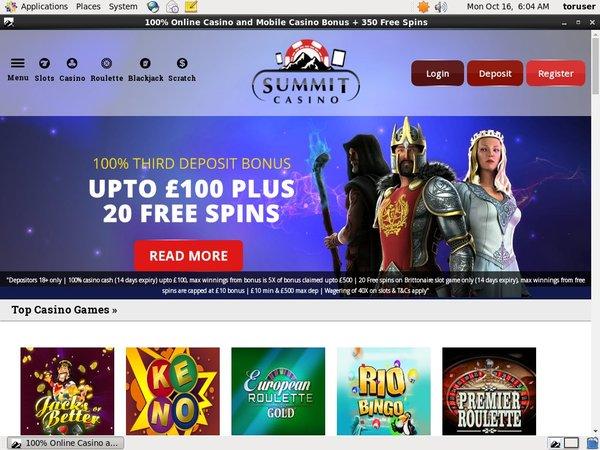 Free Summit Casino