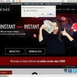 Casinoextreme Kasino Bonus