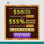 Silveroakcasino 50 Free Spins