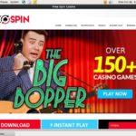 Free Spin Deposit Offer