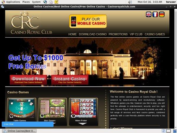 Royal Casino Club Uk